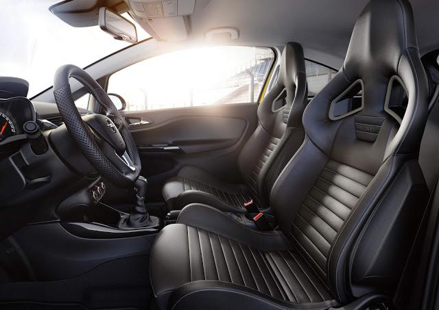 Opel Corsa GSI 2019 3