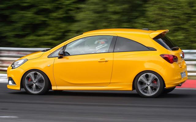 Opel Corsa GSI 2019 4