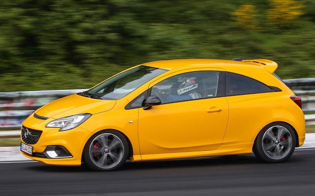 Opel Corsa GSI 2019 5