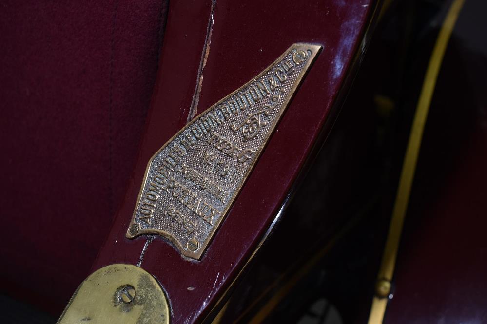 de dion bouton 1902