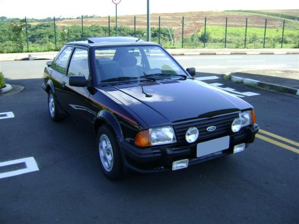 escort xr3 1986 com apenas 0167 km rodados e sem placa 20