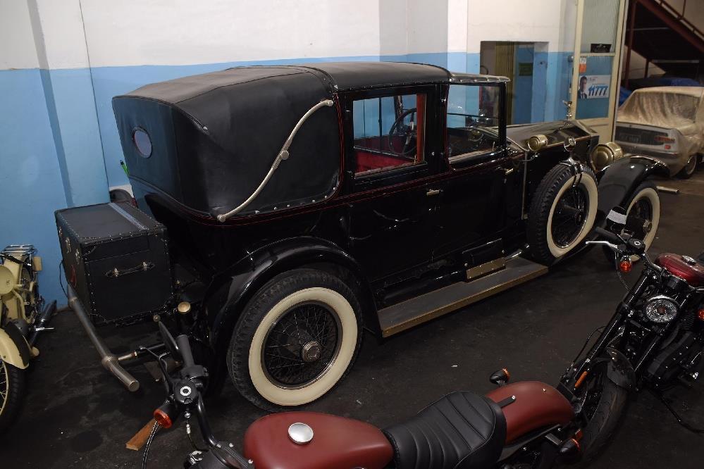 rolls royce springfield phanton i 1928