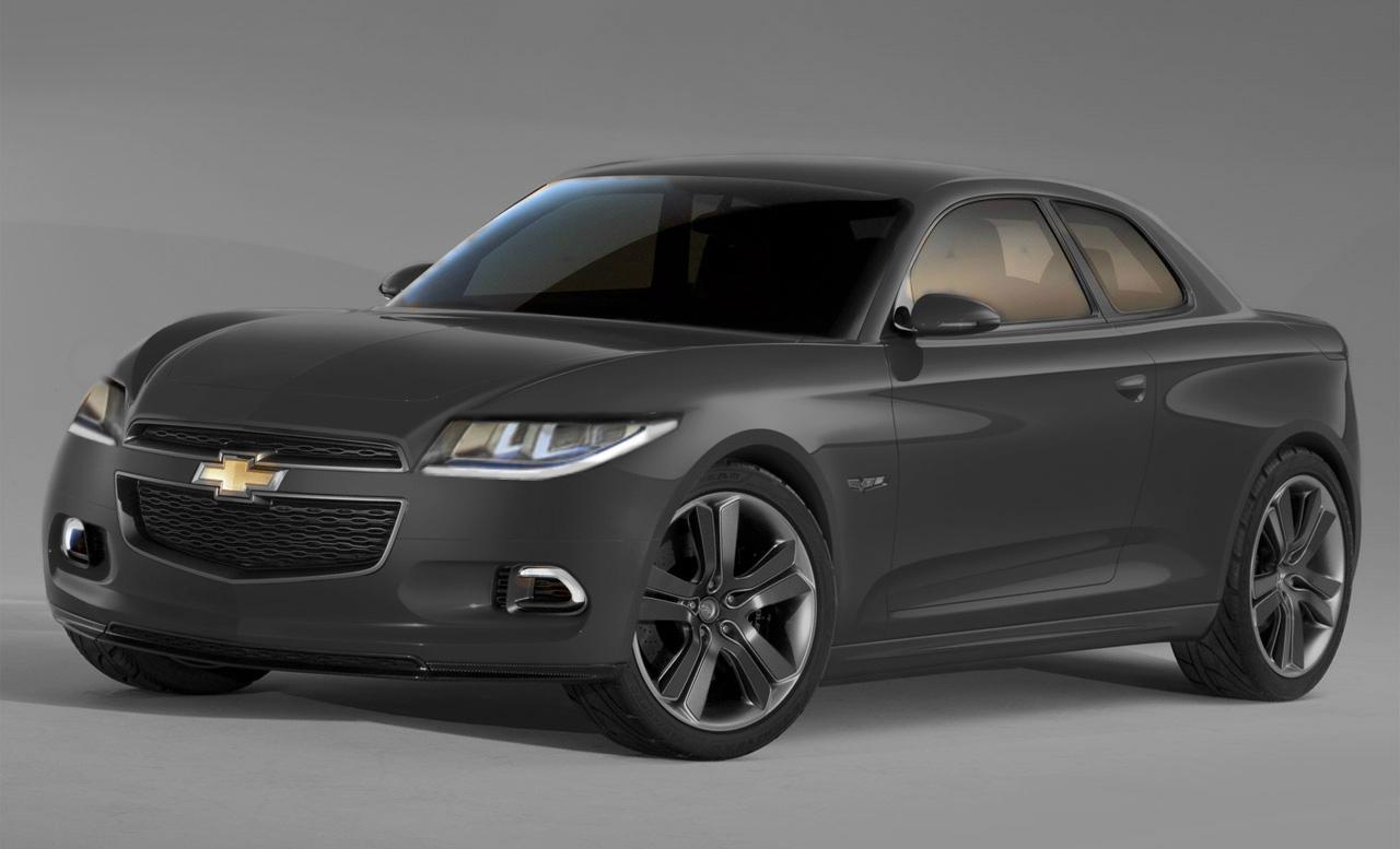 Chevrolet Chevette 2020