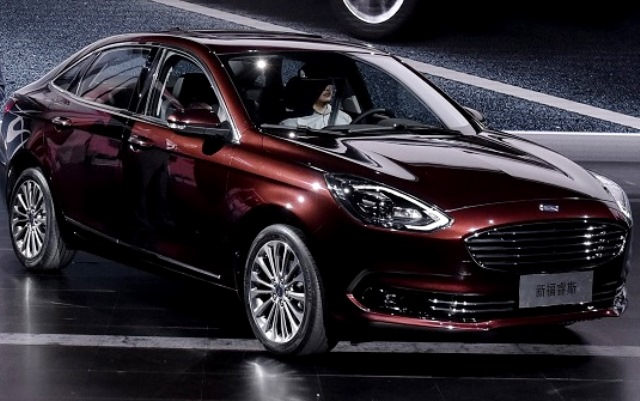 Novo Ford Escort 2018 2