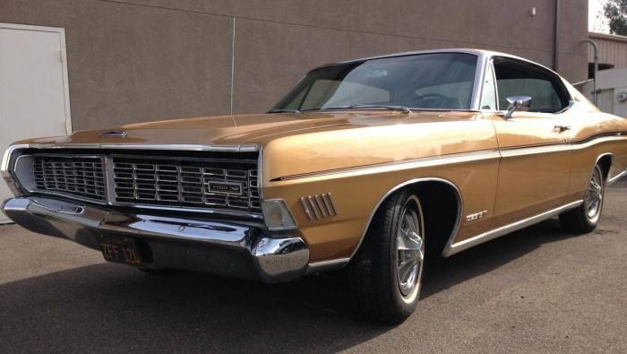 1968FordGalaxie 01 1000