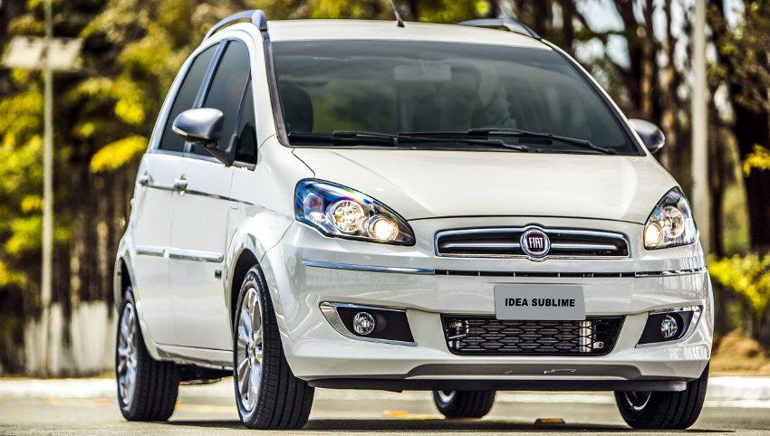 Fiat Idea 2014 Sublime Brasil