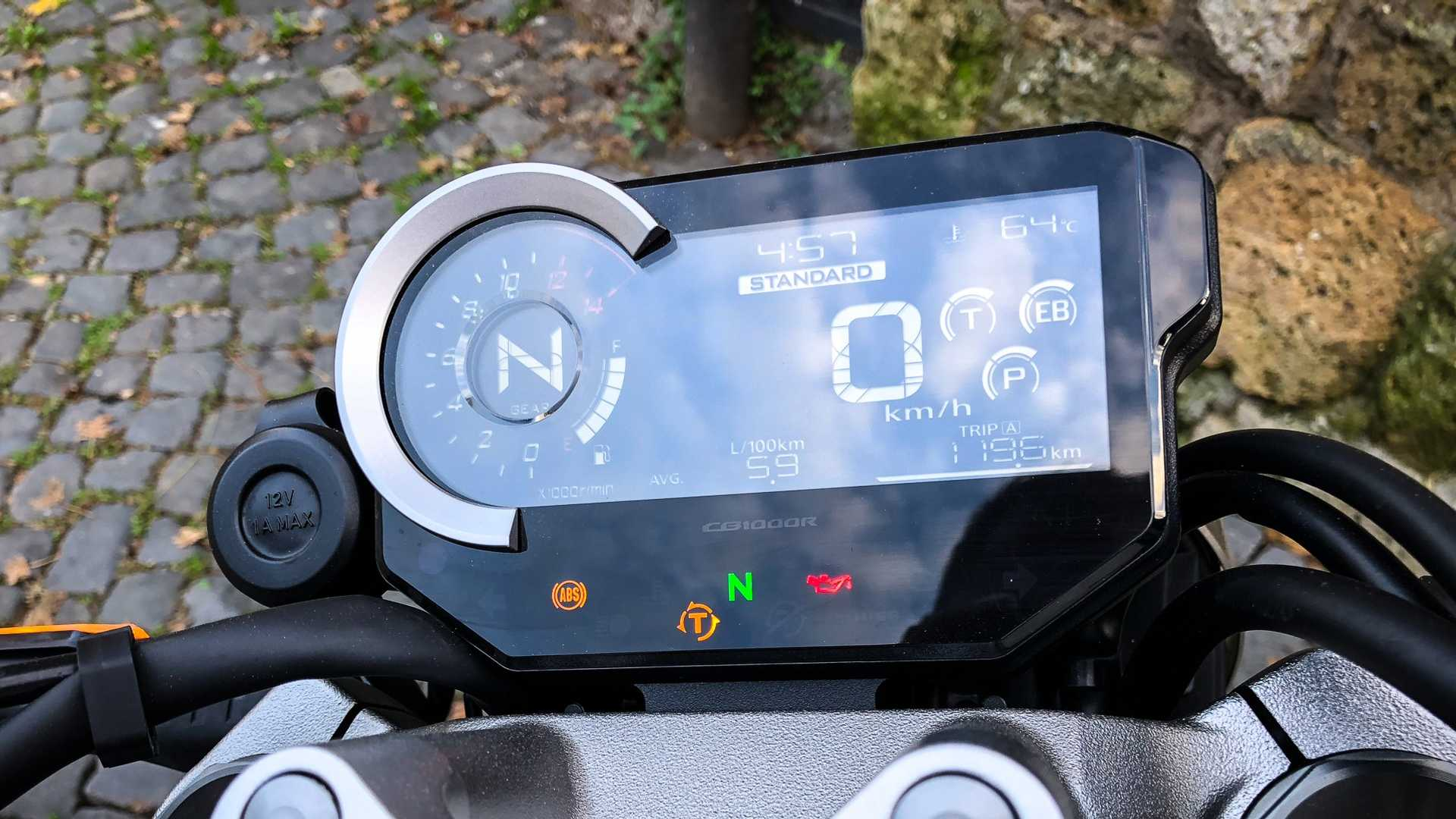 honda cb1000r 2019 test ride na italia 3