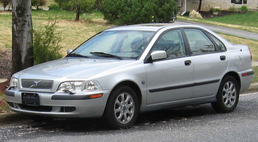 2000 04 Volvo S40
