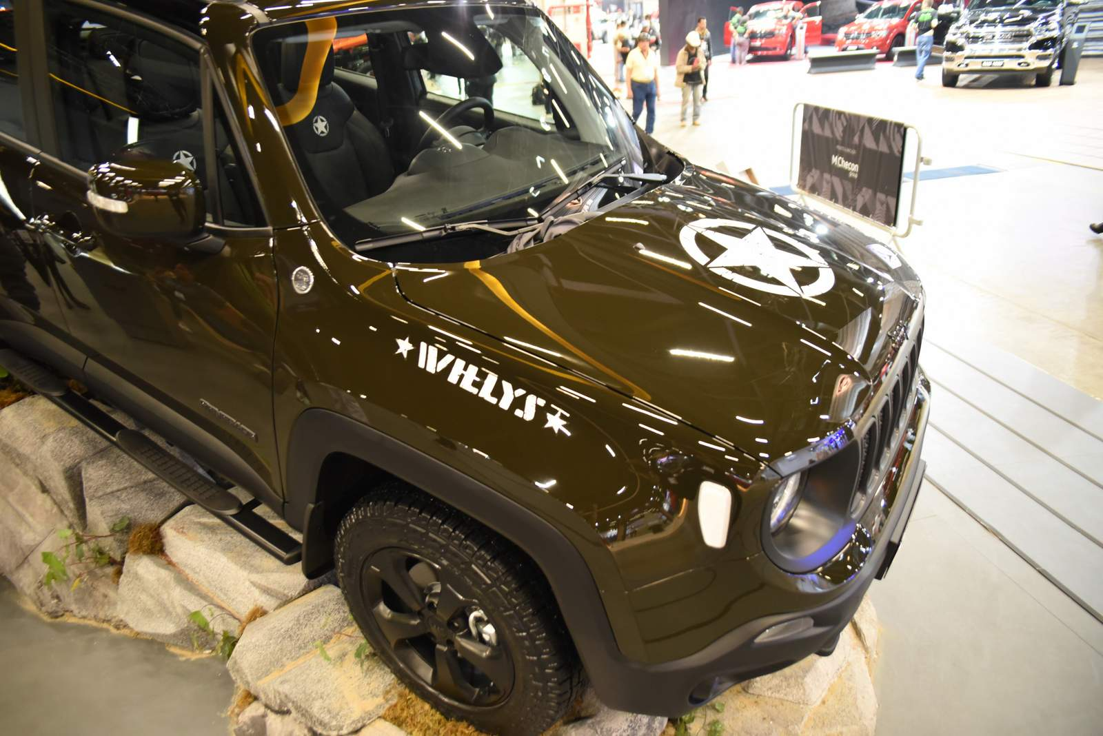Jeep Renegade Willys 3