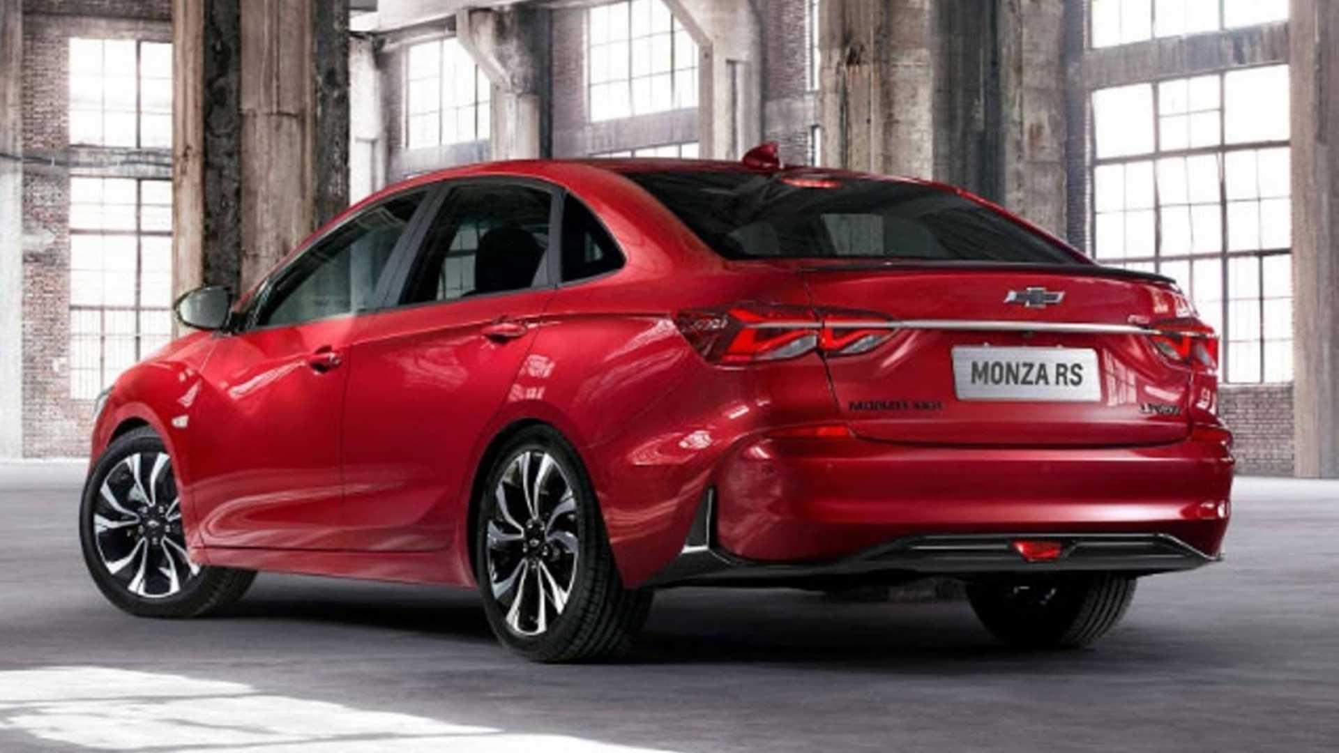 Novo Chevrolet Monza 2020 começa a ser comercializado ...