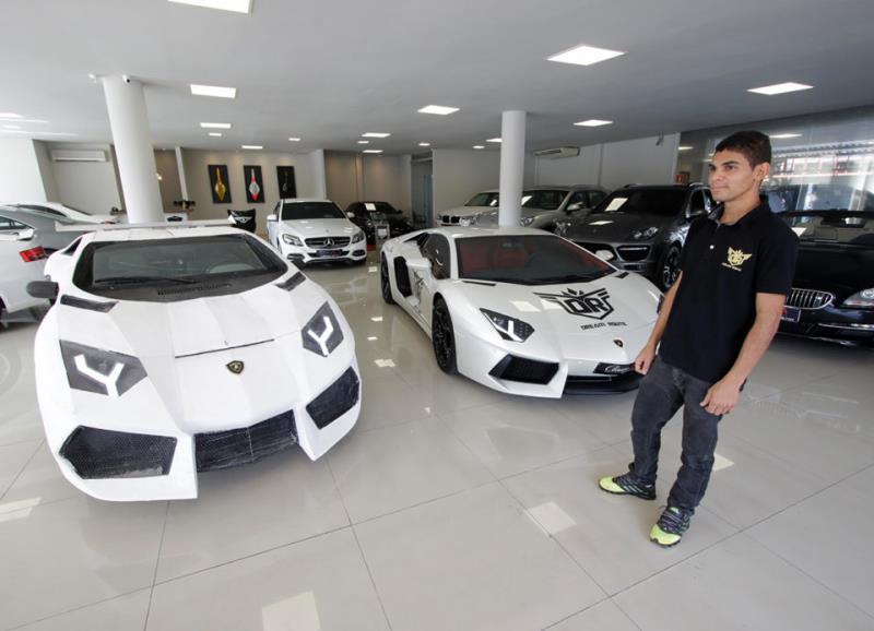 Edimar Souza Goulart Lamborghini 1