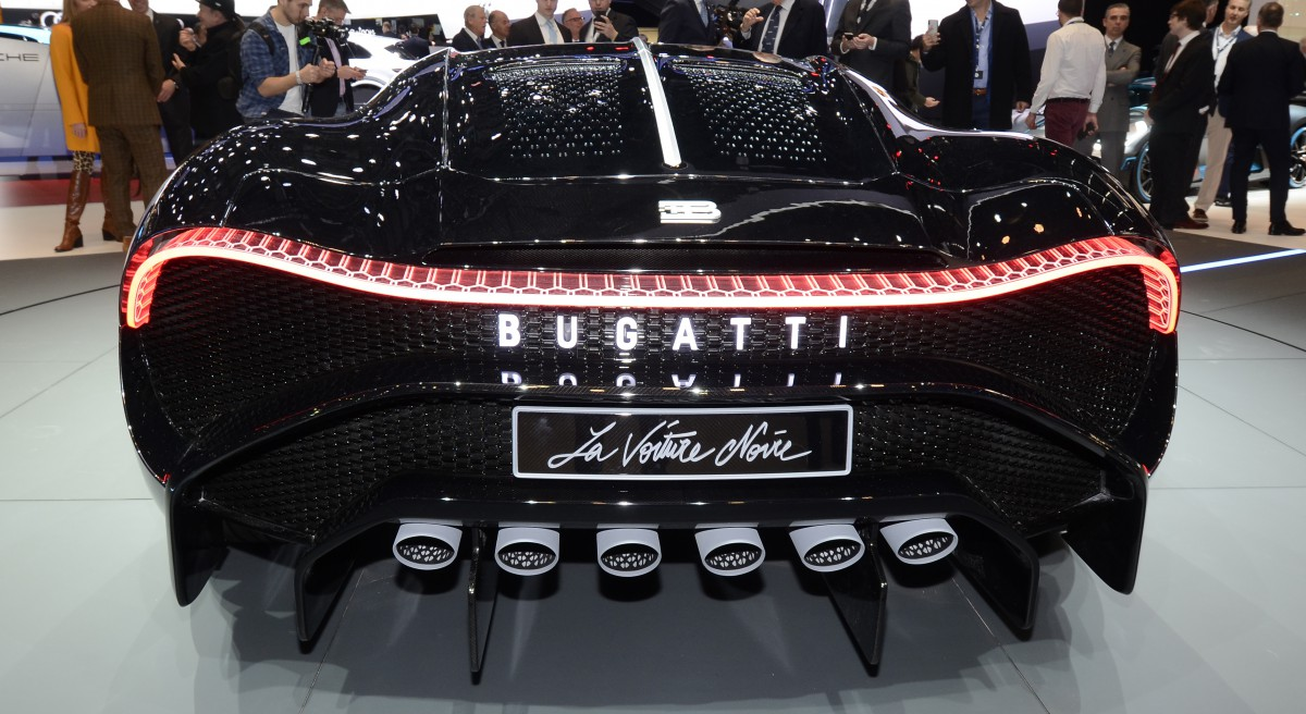 bugatti la voiture noire 5