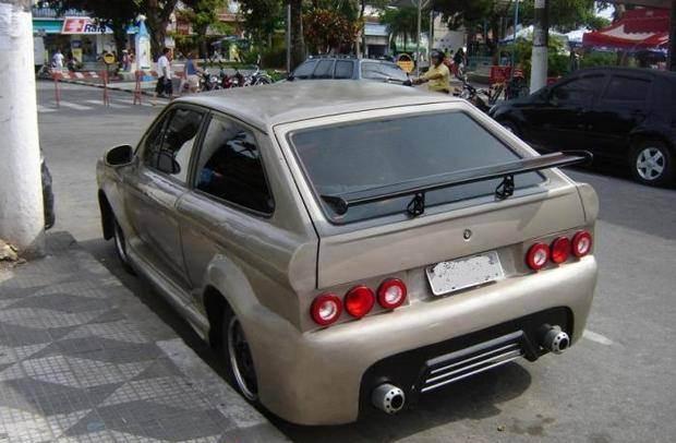 carro ridiculo 1