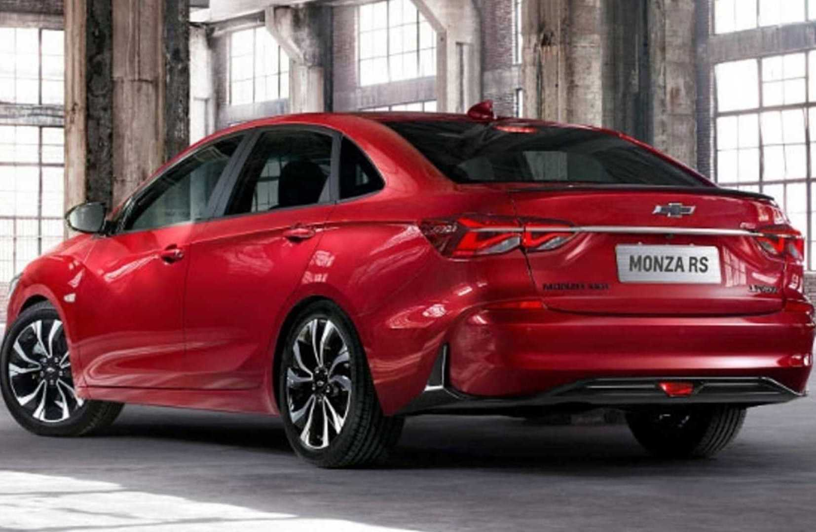 novo chevrolet monza 2020 china 3