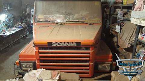 scania 112h com apenas 2681 km rodados foi encontrado apos 29 anos 02