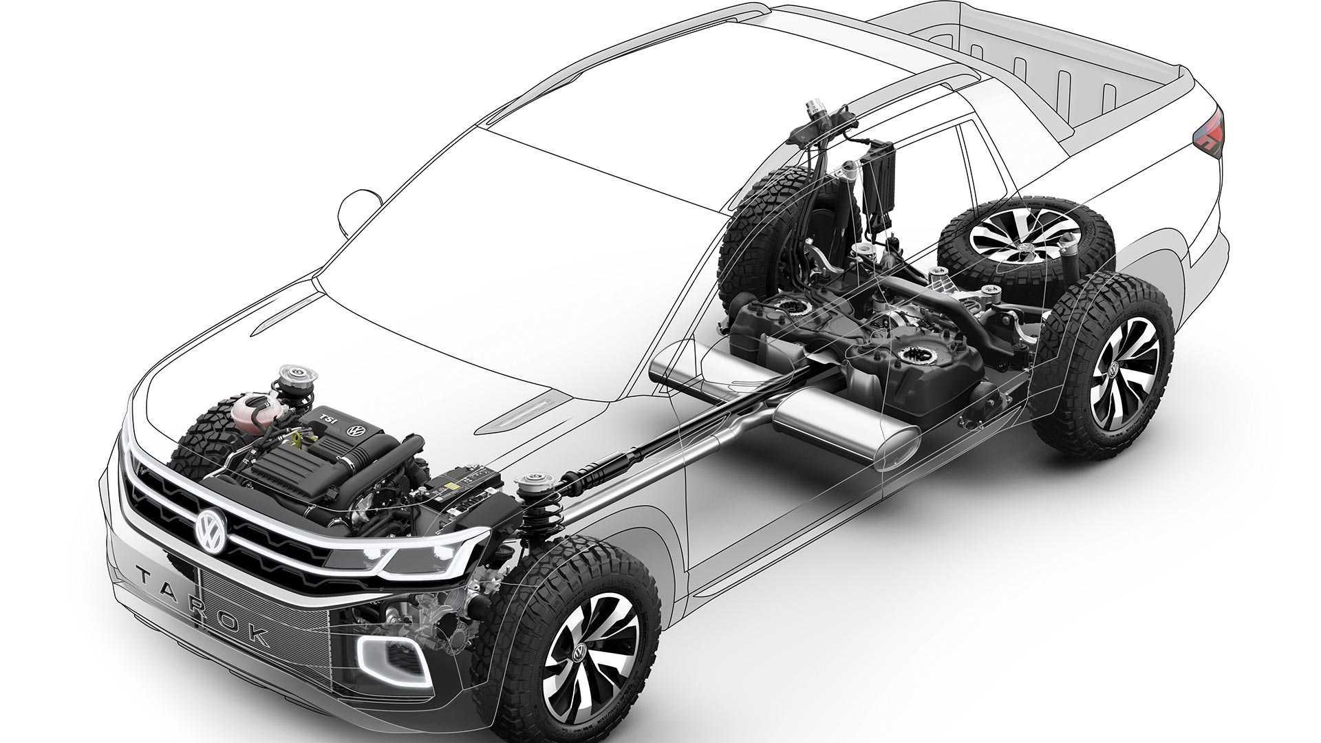 volkswagen tarok concept 7