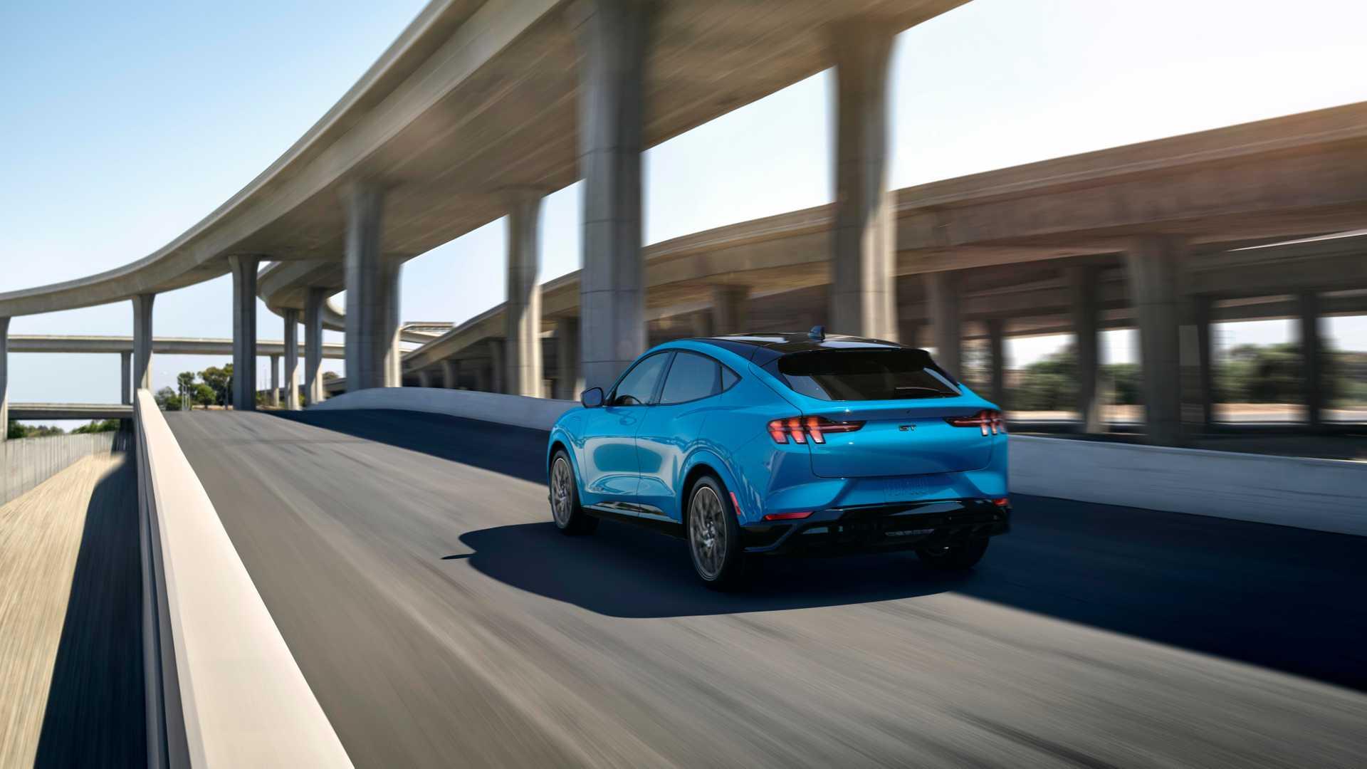 Foto reprodução/Ford Mustang