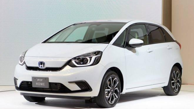 Honda Fit 2020 nova geracao 1
