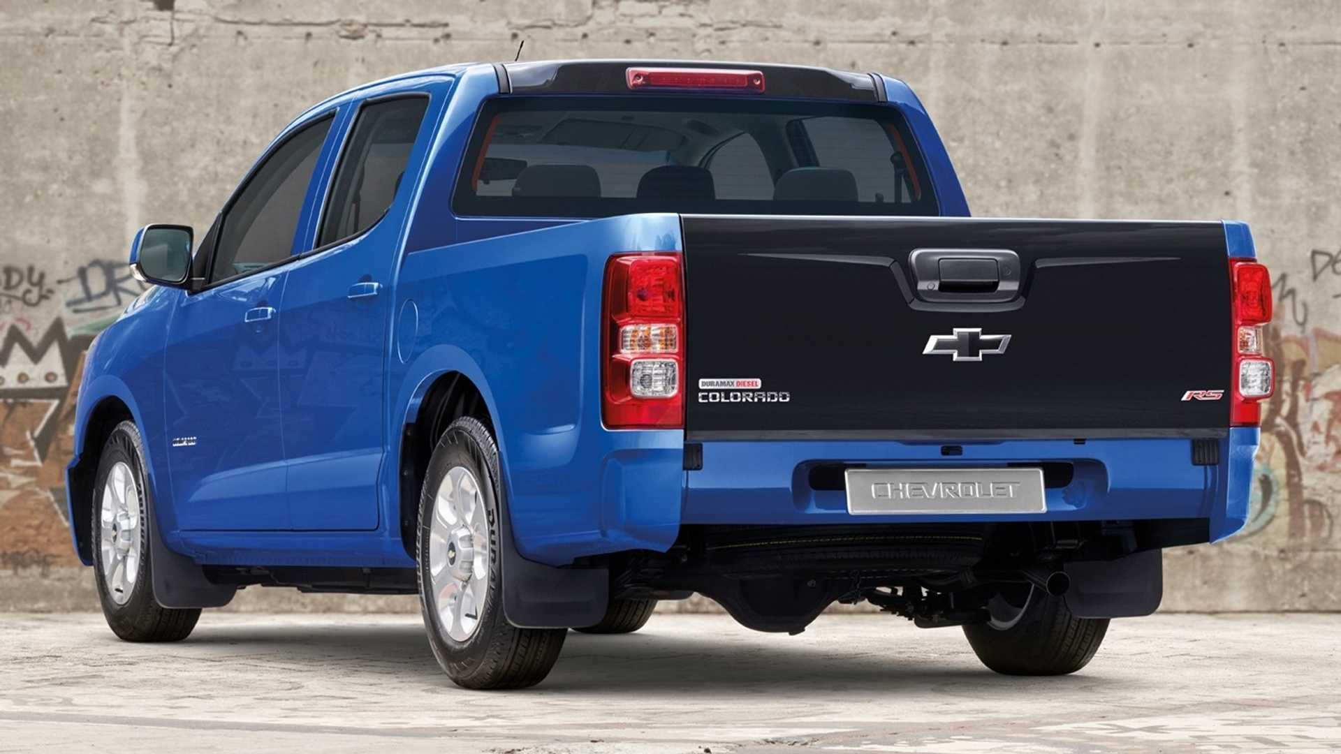 Chevrolet S10 RS Limited Edition