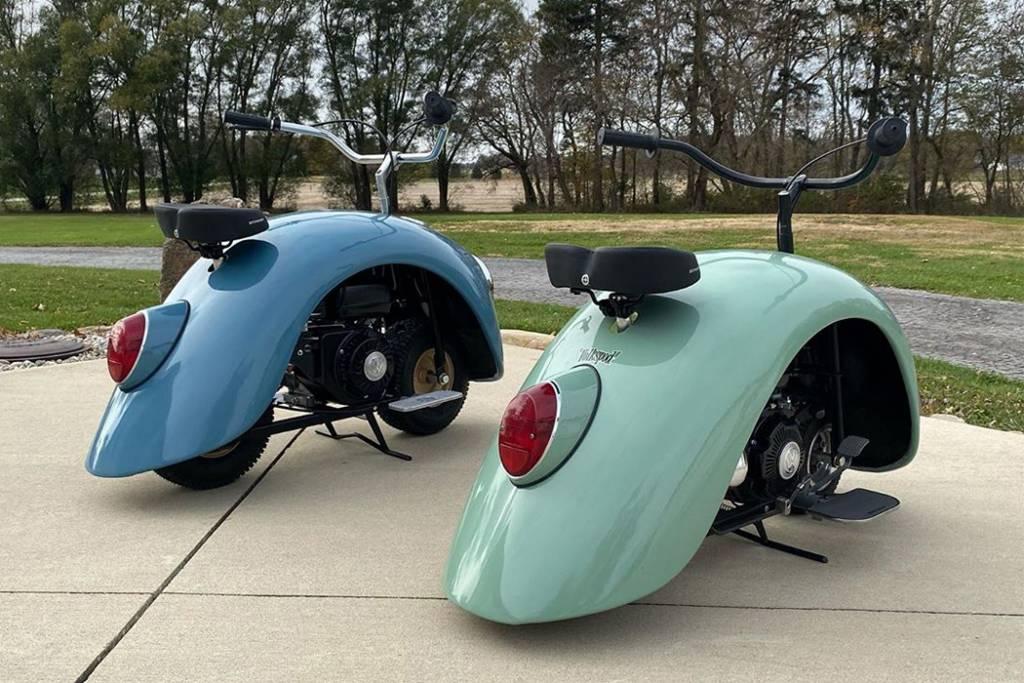 mini moto volkswagen 2