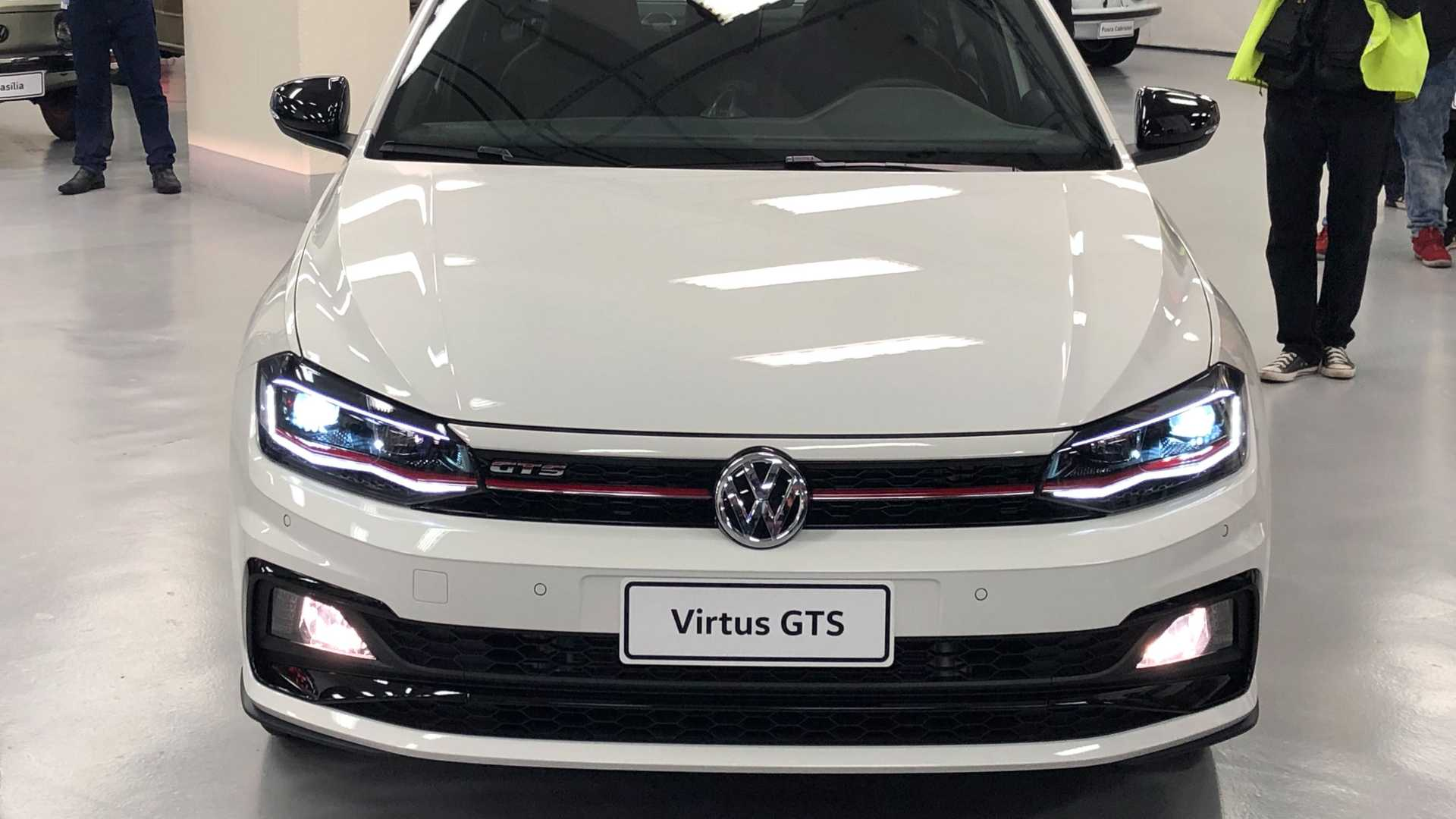 Polo GTS e Virtus GTS
