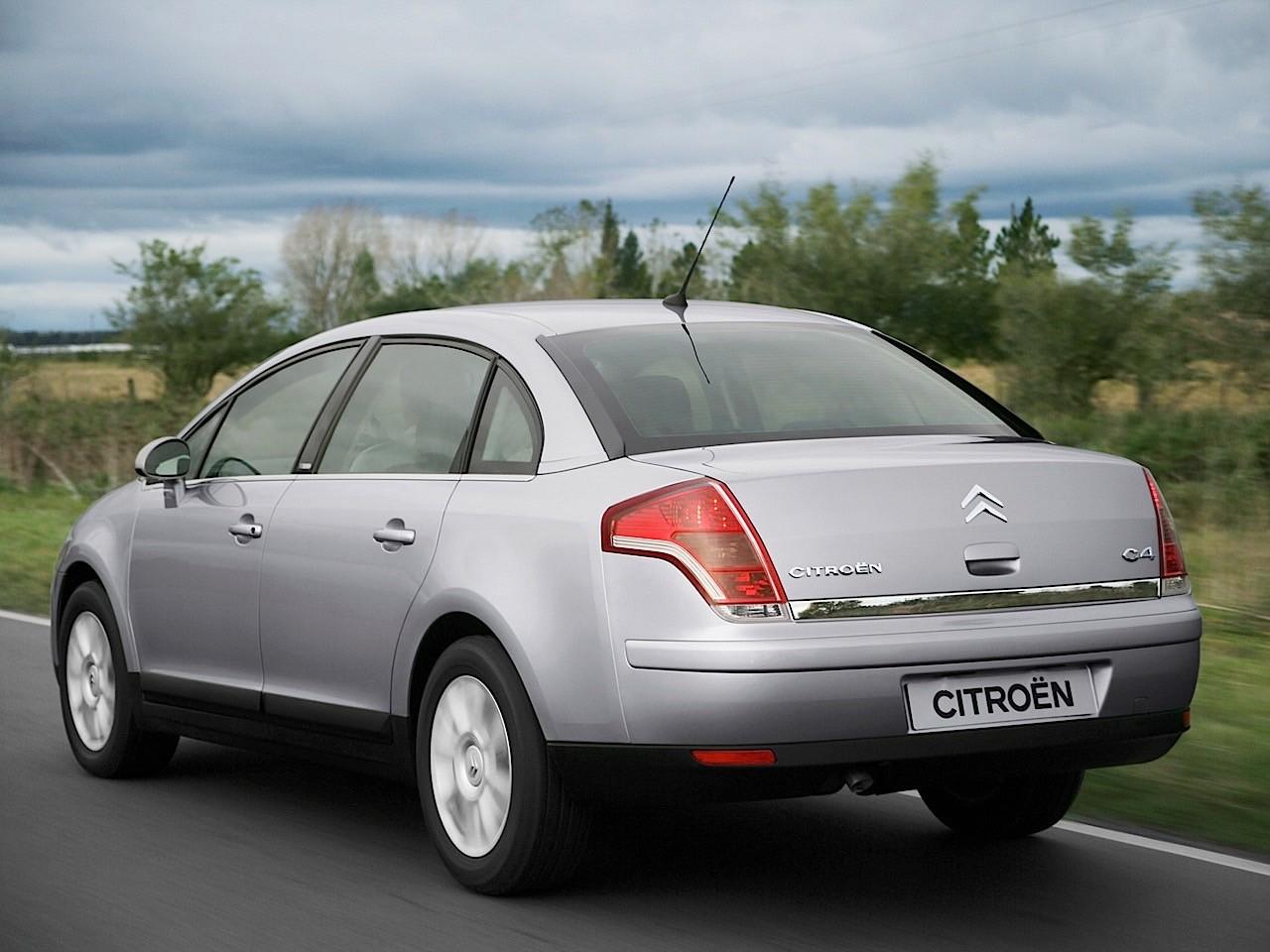 CITROEN C4 Sedan 4059 26
