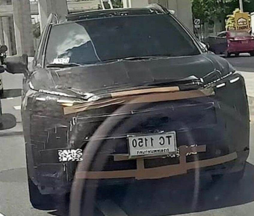 Toyota Corolla Cross Spied 848x720 1