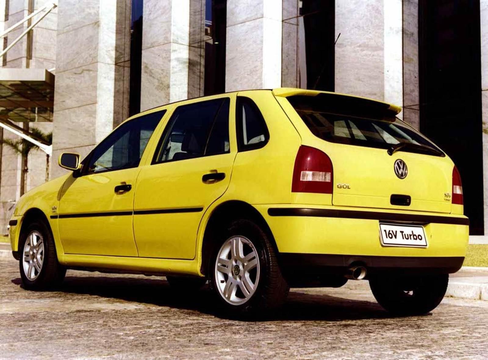 VW Gol Turbo 2001 4