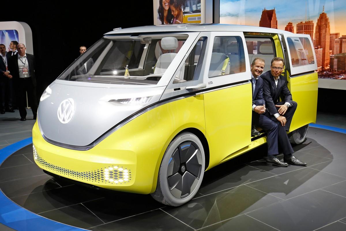 2017 01 09 Volkwagen ID Buzz Concept 57