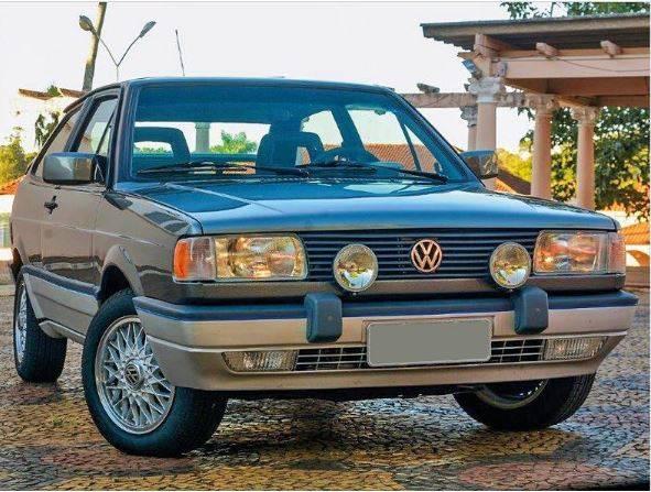 Esse dia chegou VW Gol GTi e arrematado por R