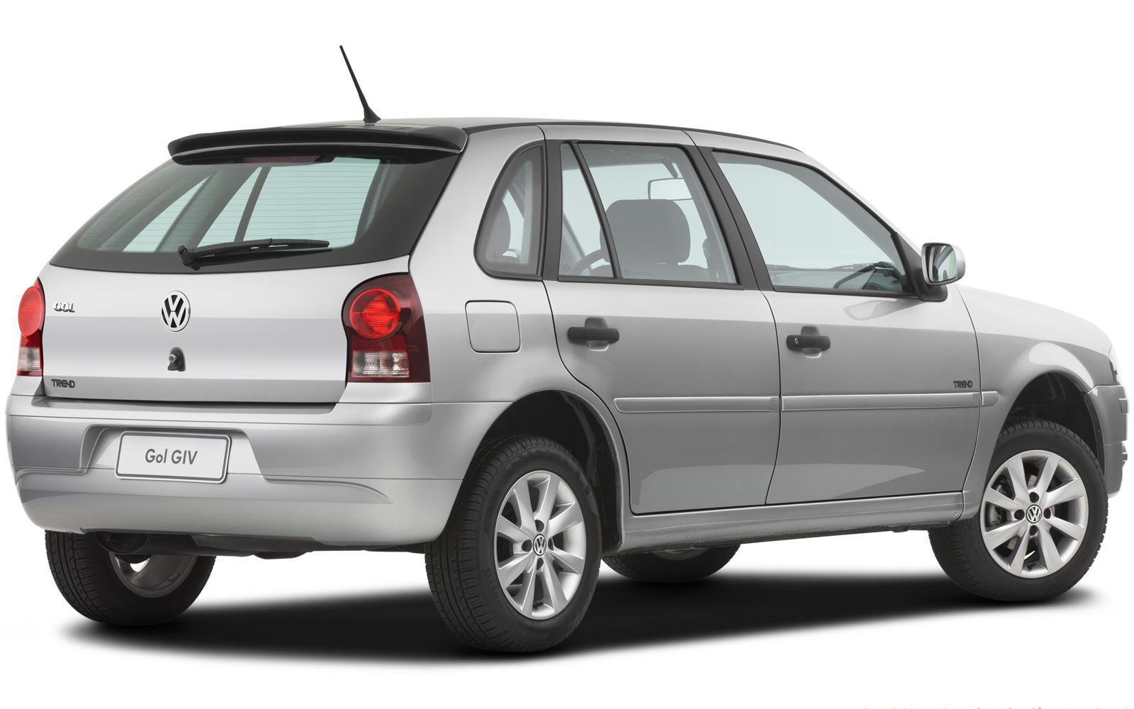 Volkswagen Gol 1.0 2010 11