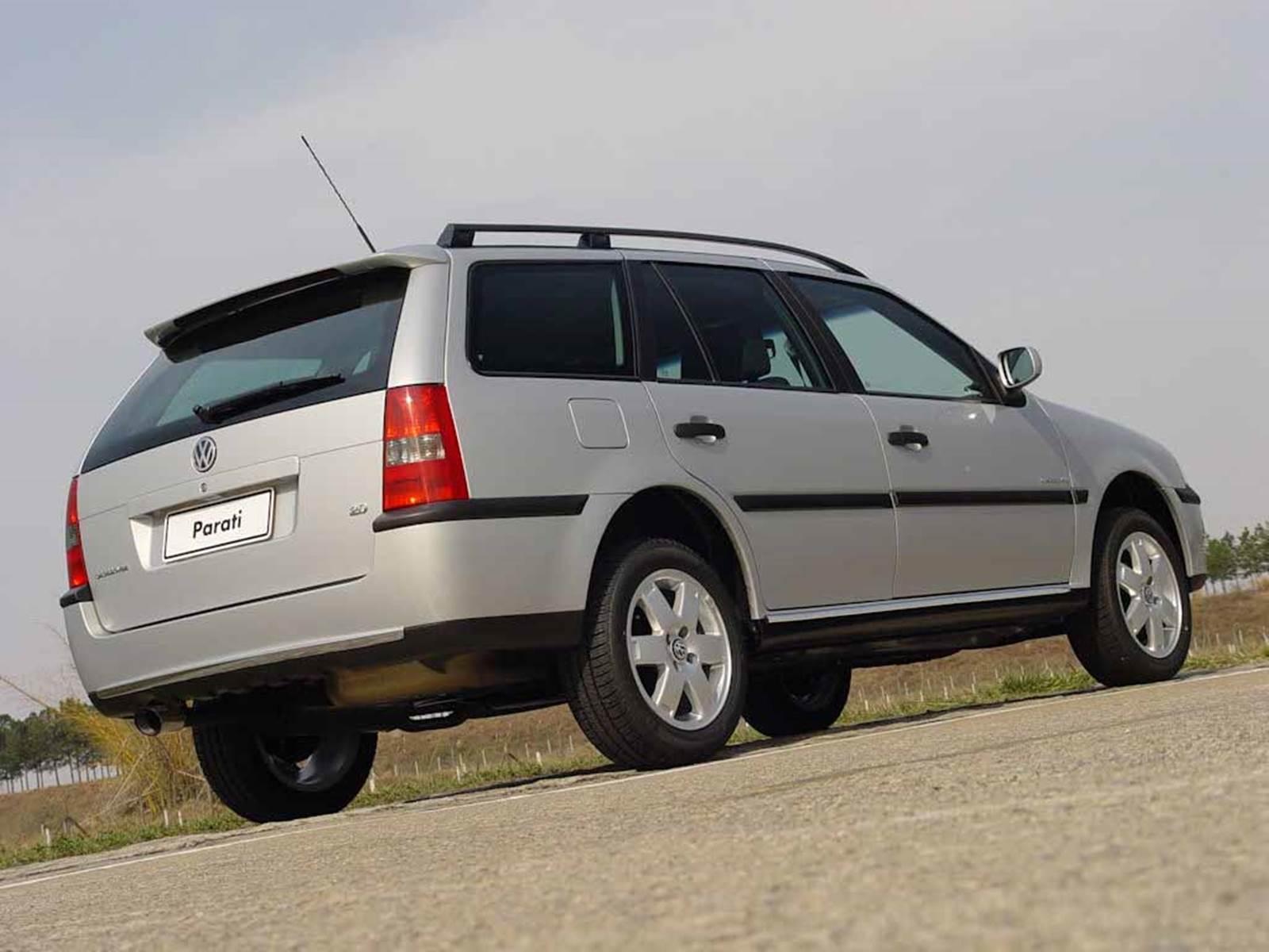 VW Parati 2002 Crossover 5