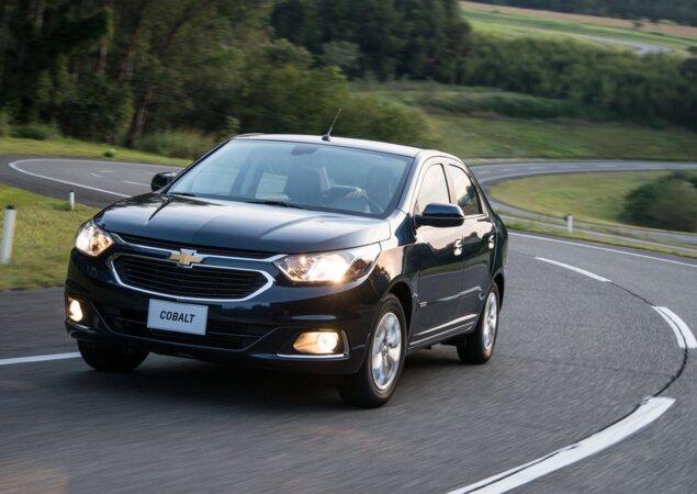 Chevrolet Cobalt / Foto reprodução