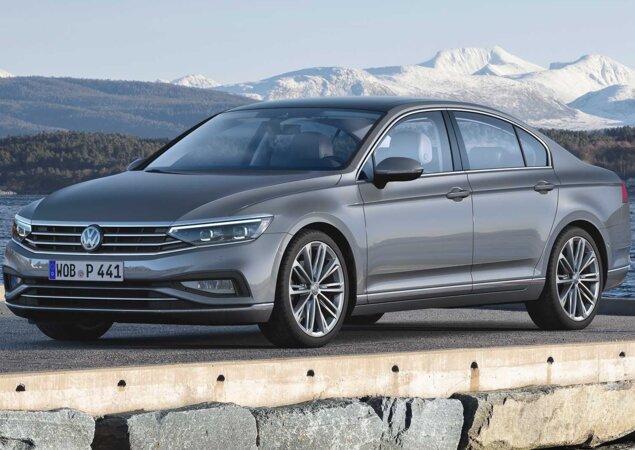 Volkswagen Passat/ Foto reprodução